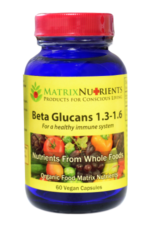 Matrix Nutrients Beta Glucans