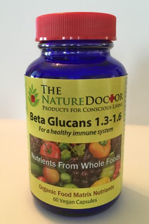 The Nature Doctor Beta Glucens