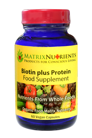 Matrix Nutrients Biotin