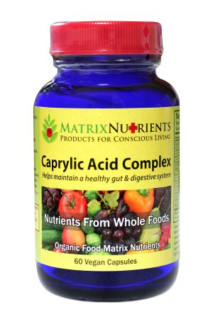 Matrix Nutrients Caprylic Acid Complex