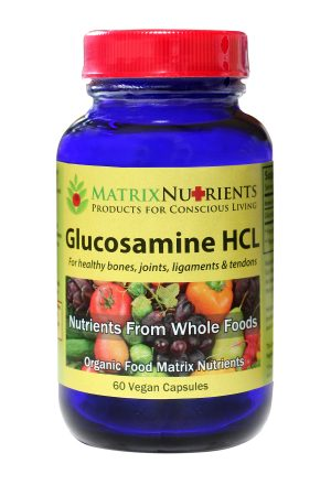 Matrix Nutrients Glucosamine HCL
