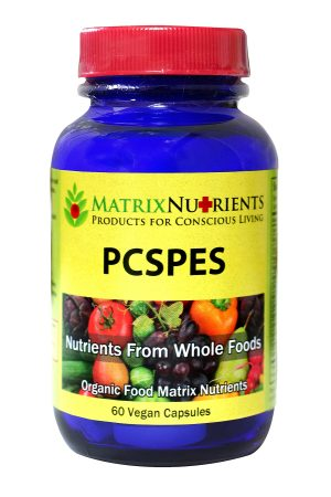Matrix Nutrients PCSPES - 60 count