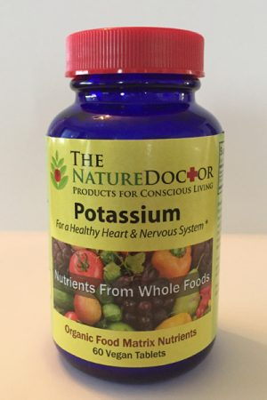 The Nature Doctor Potassium