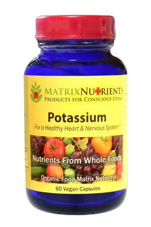Matrix Nutrients Potassium