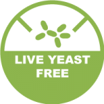 Matrix Nutrients live yeast free icon