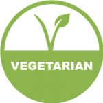 Matrix Nutrients vegetarian icon