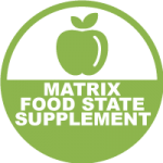 Matrix Nutrients matrix food state supplement icon
