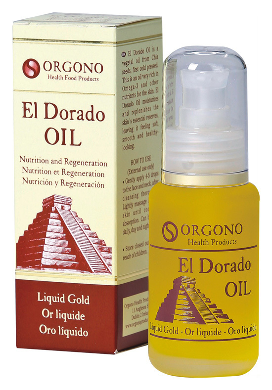 El Dorado Oil Cold Pressed Chia Seeds