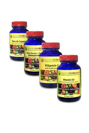 Immune Booster Pack I Supplements