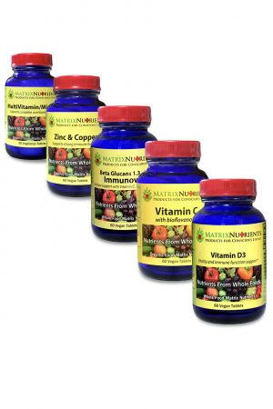 Immune Booster Pack II Supplements